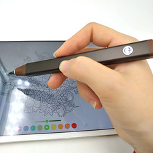 Latest USB charging pad touch screen tablet pc pen good quality capacitor active stylus pen