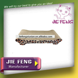 Luxury fancy design pet cat/scratcher bed for sale