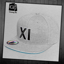 Small size felt embroidery snapback hats wholesale funny child hat