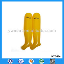 Yellow long boot shaper, inflatable boot insert shaper stretcher