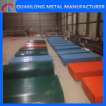 SGCC Raw Material For Color Galvalume Corrugated Metal Roofing Sheet