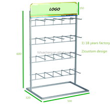 High-quality Modern Mobile Phone Shop Counter Design Display Rack