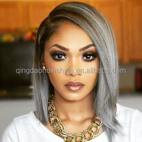 Glueless Ombre Lace Front Human Hair Wigs/ Brazilian Ombre Full Lace Human Hair Wigs For Black Women/Human Hair <strong>U</strong> Part Wigs
