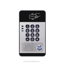 PoE Powered IP Door Phone SIP Intercom RFID Door Phone Hands-free Doorbell Code Keypad for Door Access Control
