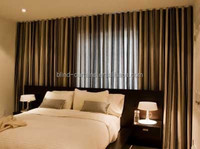 2015 luxury hotel curtains for living room