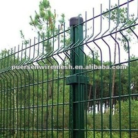 Curved Metal Fencing decorative metal fencing