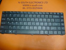 Laptop parts for SONY VGN-NR Black Russian Ru Repair laptop keyboard