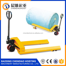 hand pallet truck price move by manual high lift pallet truck