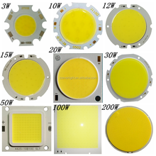 for spotlights factory directly sale strip cob flips led chips 5W-300W