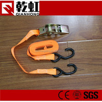 2T 1.5'' motorcycle tie down straps