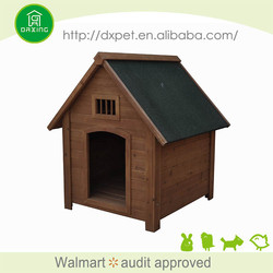 DXDH008 wooden dog kennels and runs