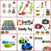 New product with sounds shantou candy toys
