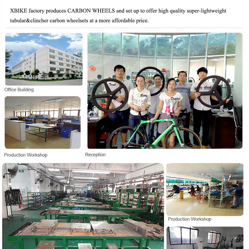OEM factory price high stiffnes and good price carbon bike rim