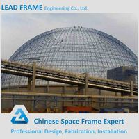 China Products Coal Yard Steel Trestle for Transporting of Materials