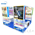 Detian offer Exhibition Booth Trade Show Display Stand