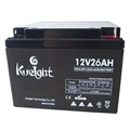 12V 26AH Sealed maintenance free VRLA rechargeable 12 volt battery