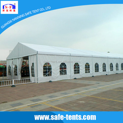 Outdoor party advertising promotional 2016 china big church tent