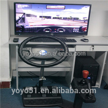 High Simulation 3D Game Console From Guangzhou Help learn to Drive