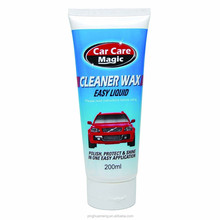 high purity quality cleaner wax easy liquid for car polish and protect