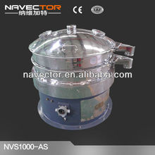 plant food powder ultrasonic tumble sifter