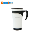 CL1C-E08 comlom 16OZ Stainless steel Easy-grip handle travel coffee mug