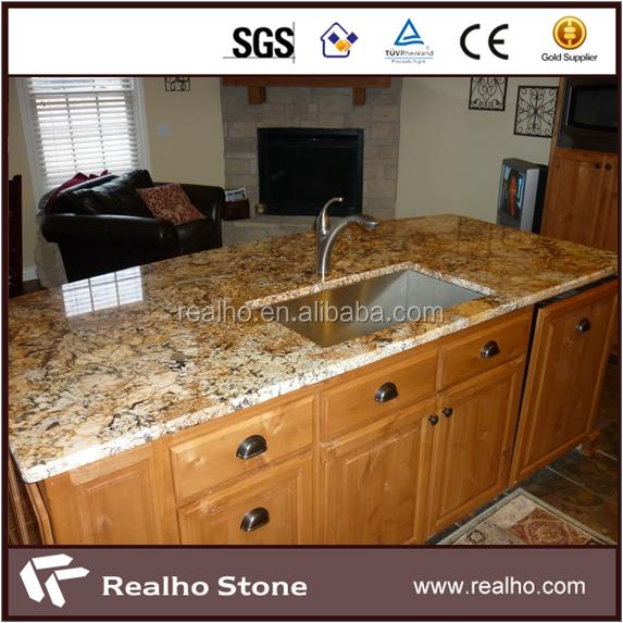 Merveilleux ... Golden Persa Granite Countertop.png