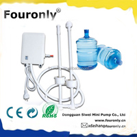 Fouronly Electric coffee maker 5 gallon flojet bottled water dispenser pump