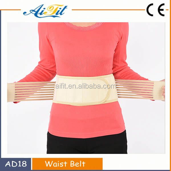 Men Body Healthy Slimming Belt waist Abdomen Shaper Slim Burn Fat Lose Weight Waist Belt For Back Pain Aifit AD18