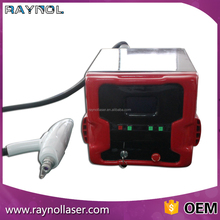 Home Use Portable Laser Nd:YAG Pigment Tattoo Removal