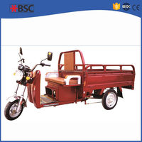 cheap Motor /electric/solar power tricycle petrol for adult