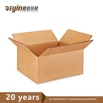 Wholesale High Quality Shipping Cardboard Corrugated Paper Moving Boxes For Packing