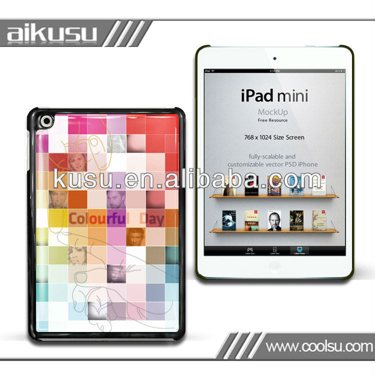 New arrival! PU epoxy case for mini ipad wholesale price
