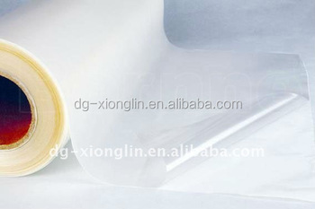 TPU film hot melt adhesive film for textile fabrics