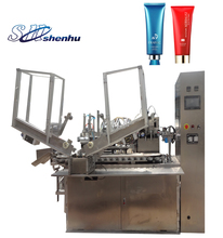 liquid plastic tube filling and sealing machine