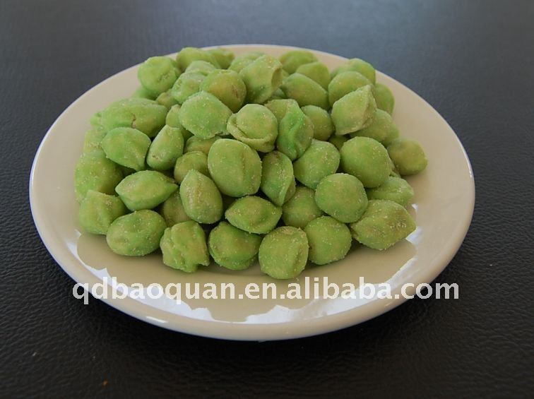 wasabi roasted coated peanuts