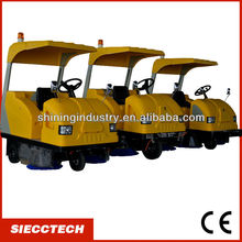 Electric wet floor cleaner/electric road cleaner/street cleaning machine/airport sweeper brushes - SIECC