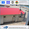 China made shed design light weight steel houses prefabricated homes / casas prefabricadas