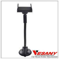 Vesany Supply Wholesale Eco-friendly ABS Universal Gooseneck Car Mount Cell Phone