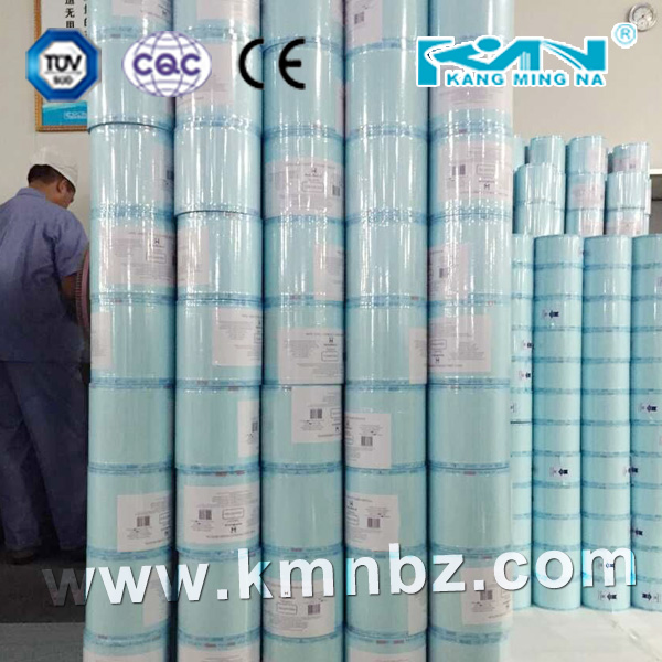 Paper/Plastic Medical sterilization reel