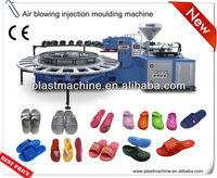 plastic slippers making machine