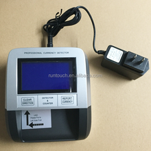 Runtouch tablet counting machine,bank packet note counting machine