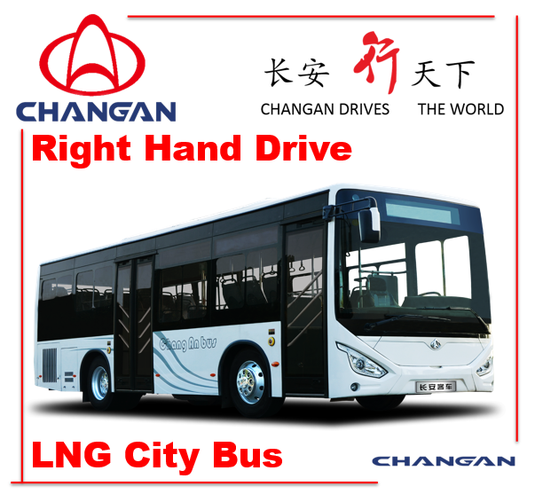 2015 New price Changan bus for sale