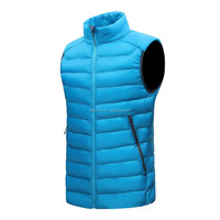 Lightweight Down Winter Padded Puffer Sleeveless