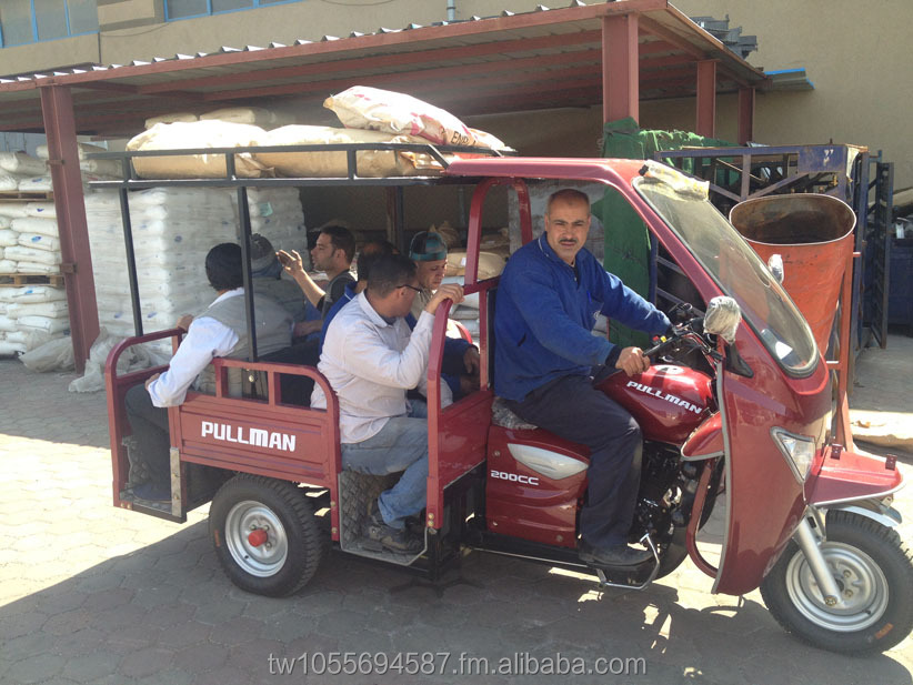 Taxi Motor Tricycle Multi-purpose Motor Tricycle Innovative Motor Tricycle Customization Motor Tricycle 200C.C. Motor Tricycle