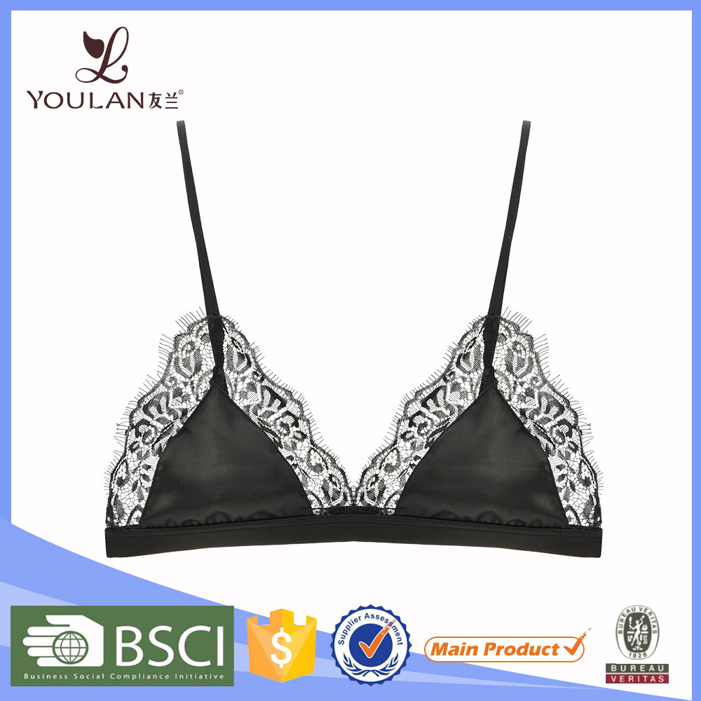Sexy Women Sexy Hot Girl Transparent Bra Sexy Lingerie