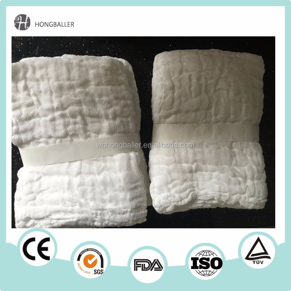 medical autoclave sterilization pouch for gauze sponges