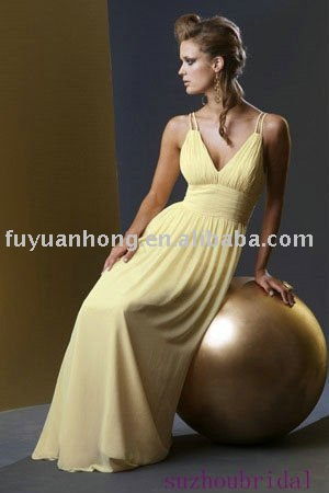 Bridesmaid dress /FYH-BD032