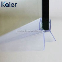 High grade pvc waterproof edging seal strip for glass screen