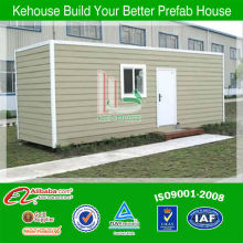 Cheap mobile floating prefabricated container house