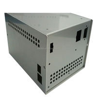 Custom stainless steel / steel computer case manufacturer
